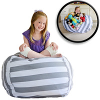 Stuff 'n Sit - Stuffed Animal Storage Bean Bag