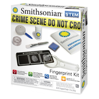 SMITHSONIAN FINGERPRINT KIT