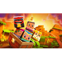 Nick Jr Block Party: Golden Cube and BFF Song